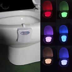 Sensor Toilet Light Led Pir Automatic Rgb Led Toilet Nightlight New Sensor Toilet