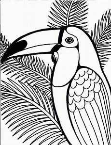 Malvorlage Vogel Zum Ausdrucken Malvorlagen Fur Kinder Ausmalbilder Vogel Kostenlos