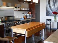 These 10 Portable Islands Work In Your Kitchen Kitchen Island Breakfast Bar Pictures Ideas From Hgtv