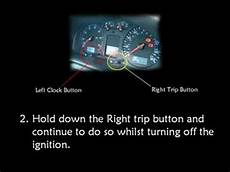 Golf Airbag Light Reset Vw Golf Mk4 Service Reset Airbag Light On Reset Your