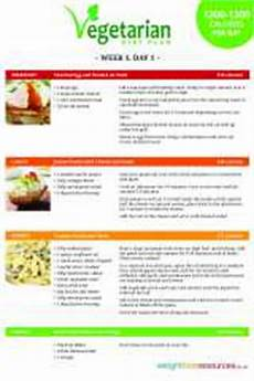 Diet Chart For Non Vegetarian Suggested Vegetarian Weight Loss Meal Plan Weight Loss