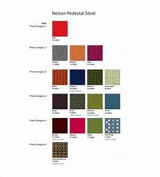 Stool Color Chart Free 6 Stool Color Chart In Samples Examples Templates