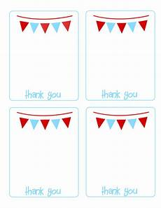 Thank You Cards To Print Free Click Image To Print Cards