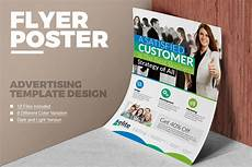 Business Advertisement Template Business Flyer Template Flyer Templates Creative Market