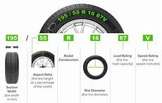 Tire Reading Chart Enroute Mobile Tire Service