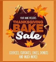 Thanksgiving Bake Sale 18 Bake Sale Flyer Templates Adobe Photoshop