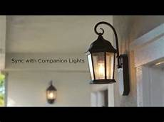 Maximus Lighting The Smart Security Light By Maximus Lighting Youtube