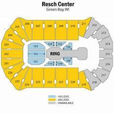 Resch Center Seating Chart Jeff Dunham Resch Center Green Bay Tickets Schedule Seating