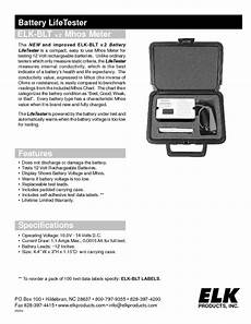 Battery Mhos Chart Battery Charger Users Guides Quot Battery Charger Quot Page 94