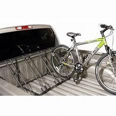 advantage bedrack truck bike rack for 4 bicycles