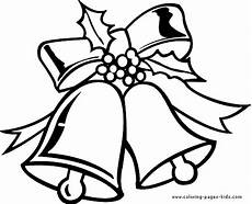 coloring page bells