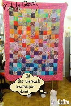 tuto couverture patchwork facile 224 r 233 aliser diy couture