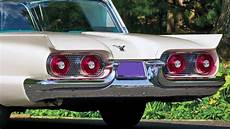 1960 Thunderbird Lights 1958 1960 Ford Thunderbird The Square Bird Youtube