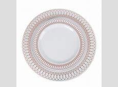 Exquisite Plastic Disposable Dinnerware Set   60 Pcs