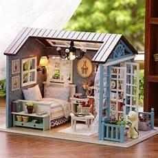 doll house diy miniature dollhouse model wooden