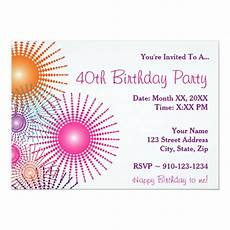 Create Your Own Party Invitations Create Your Own Birthday Party Invitation Zazzle