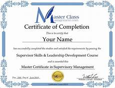 Free Online Certificates Business Management Certification Course Certificate Of