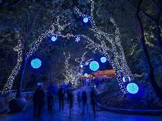 Los Angeles Zoo City Lights 40 Amazing Things Happening In Los Angeles This December
