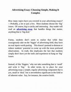 Easy Evaluation Essay Topics Simple Essay Sample 2 Short Essay Examples That Are Easy