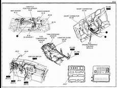 2004 Kia Optima Oxygen Sensor Where Are The Upper And