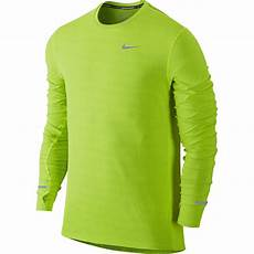 running shirts sleeve wiggle nike dri fit contour sleeve fa15