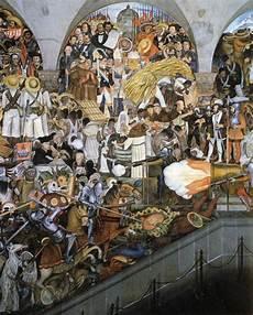 the history of mexico 1929 1935 diego rivera