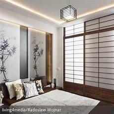 japanisches schlafzimmer japan look mit schiebet 252 ren in 2019