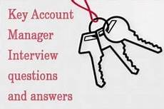 Interview Questions Account Manager Key Account Manager Interview Questions And Answers Hr
