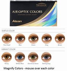 Air Optix Color Chart Lowest Price Contacts Online Discount Price Air Optix
