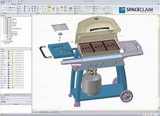 3d Cad Software For Mechanical Design Spaceclaim Launches Breakthrough 3d Mechanical Design