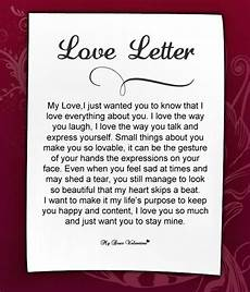 Love Letter To My Husband Sample Love Letters For Her 18 Love Letters For Her