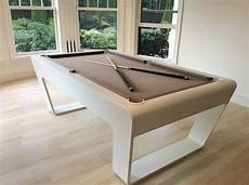 dupoint corian the elegantly curved billiard table 247 billiards made