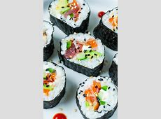 Homemade Sushi: Tips, Tricks, and Toppings!   Peas and Crayons
