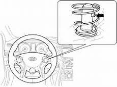 Hyundai Elantra Removal Driver Airbag Dab Module And