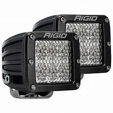 Rigid Led Lights Rigid Industries D2 Pro Led Light Diffused Pair 502513