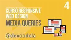 Curso Web Design Curso Responsive Web Design Media Queries Youtube