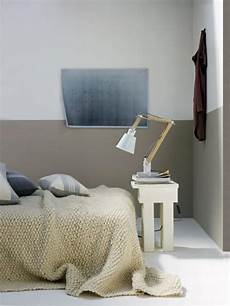 Bedroom Wall Decorating Ideas Two Color Wall Painting Ideas For Beautiful Bedroom Decorating
