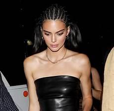 kendall jenner gets slammed for wearing cornrow braids again