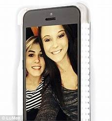 Khloe Phone Case With Light Illuminated Iphone Case Lets You Take The Perfect Selfie