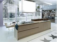 Contemporary Kitchen Island Contemporary Italian Kitchen Space Saving Versatile