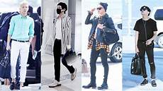 bts are still the of airport fashion