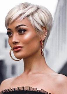 kurzhaarfrisuren in aschblond pin auf hairstyle