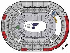 St Louis Blues Seating Chart View Home Seating Charts And Blue On Pinterest