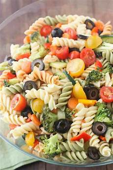 Salad With Pasta Italian Pasta Salad Tastes Better From Scratch