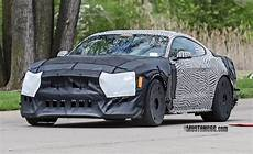 2019 the ford mustang svt gt 500 possible shelby gt500 spied with supercharged v8