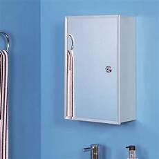 croydex trent lockable medicine cabinet stainless steel