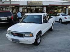 Used 1995 Gmc Sonoma Sle Pickup Truck For Sale In Fl