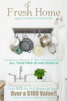 Fresh Home The Fresh Home Ebook Bundle Organizing Cleaning And