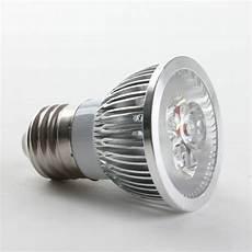 Al Light Bulbs Aluminium Shell E27 6w Led Spot Light Bulbs Lamp Warm