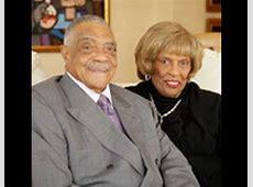 George and Joan Johnson   Black Enterprise